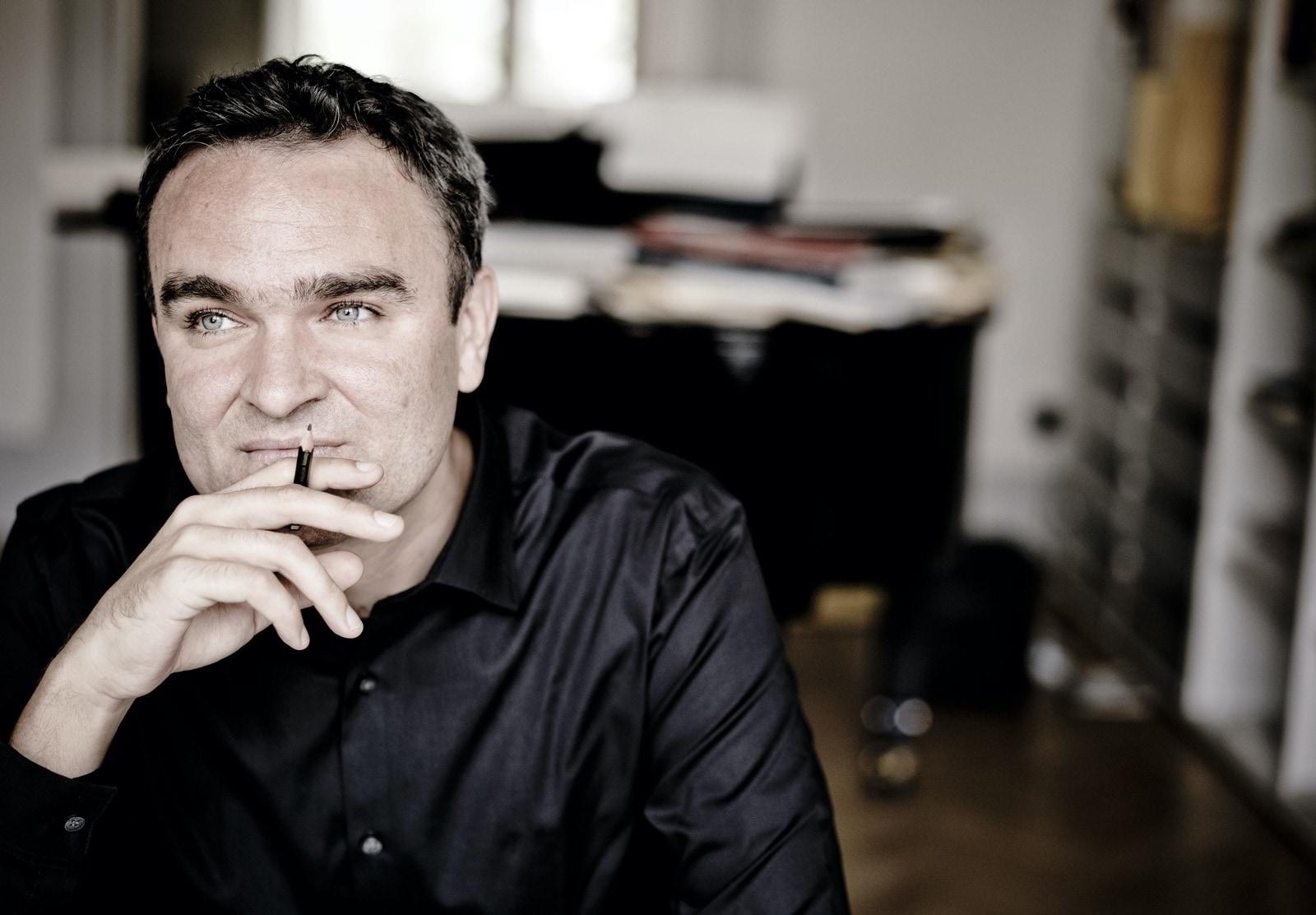 Joerg Widmann Photo: Marco Borggreve