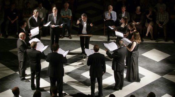 Huelgas Ensemble © Luk Van Eeckhout 1