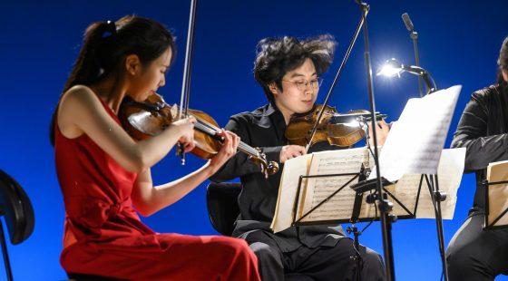 Finále Soutěže Smyčcové Kvarteto Arete String Quartet